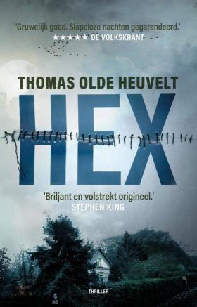 Beste Nederlandse fantasy - Hex