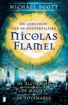 Fantasy boeken jeugd - De geheimen van de onsterfelijke Nicolas Flamel