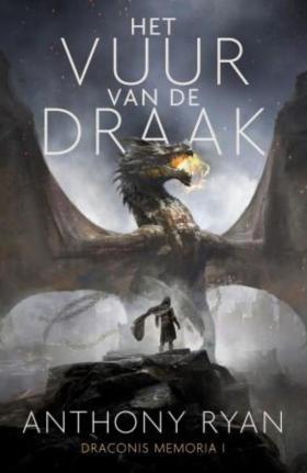 Beste fantasy boek 2017: Draconis Memoria 1 Het Vuur van de Draak