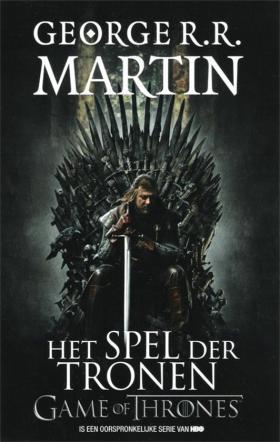 Beste fantasy boeken reeks ooit: Game of Thrones - Het Spel der Tronen
