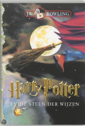 Beste fantasy boeken serie voor de jeugd: Harry Potter