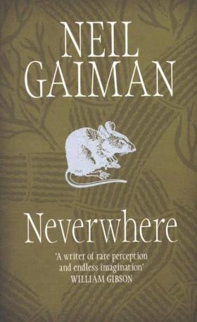 Beste fantasy boeken: Neverwhere - Neil Gaiman