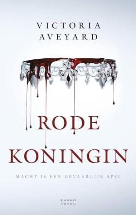 Beste Young Adult Fantasy: Rode Koningin - Victoria Aveyard