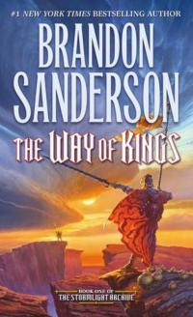 Beste Engelstalig fantasy boek: The Stormlight Archive - The Way of Kings